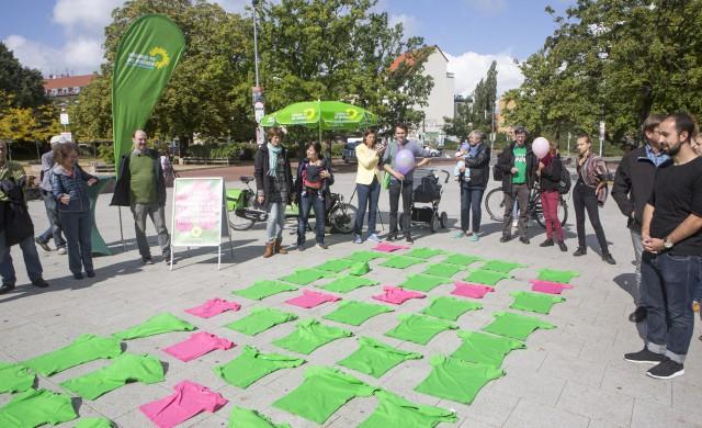 Aktion für Chancengerechtigkeit in Hannover-Linden