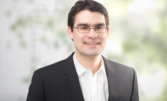 Henning Krause, Vorsitzender von BÜNDNIS 90/DIE GRÜNEN Regionsverband Hannover.
