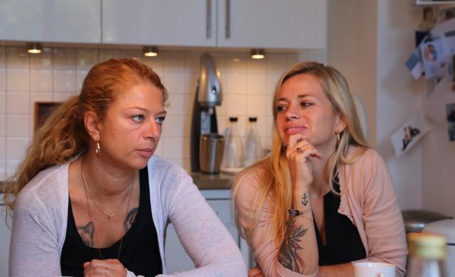Birgit Dreyer und Meike Wiecha