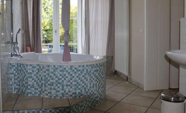 Badewanne im Geburtshaus